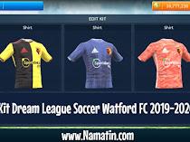 Logo & Kit Dream League Soccer Watford FC 2019-2020