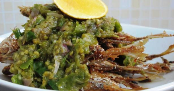 membuat menu masakan ikan selar siram ijo pedas maknyus pingin masak enak Resepi Sup Ayam Tradisional Enak dan Mudah