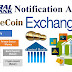 Central Bank Notification About Onecoin Exchange