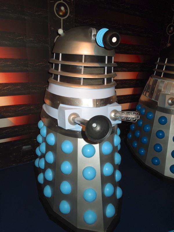 1963 Dalek replica Doctor Who