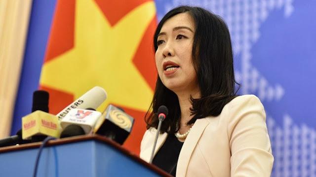 Việt Nam phản hồi việc bị Tổng thống Trump cho là 'lạm dụng' thương mại với Mỹ