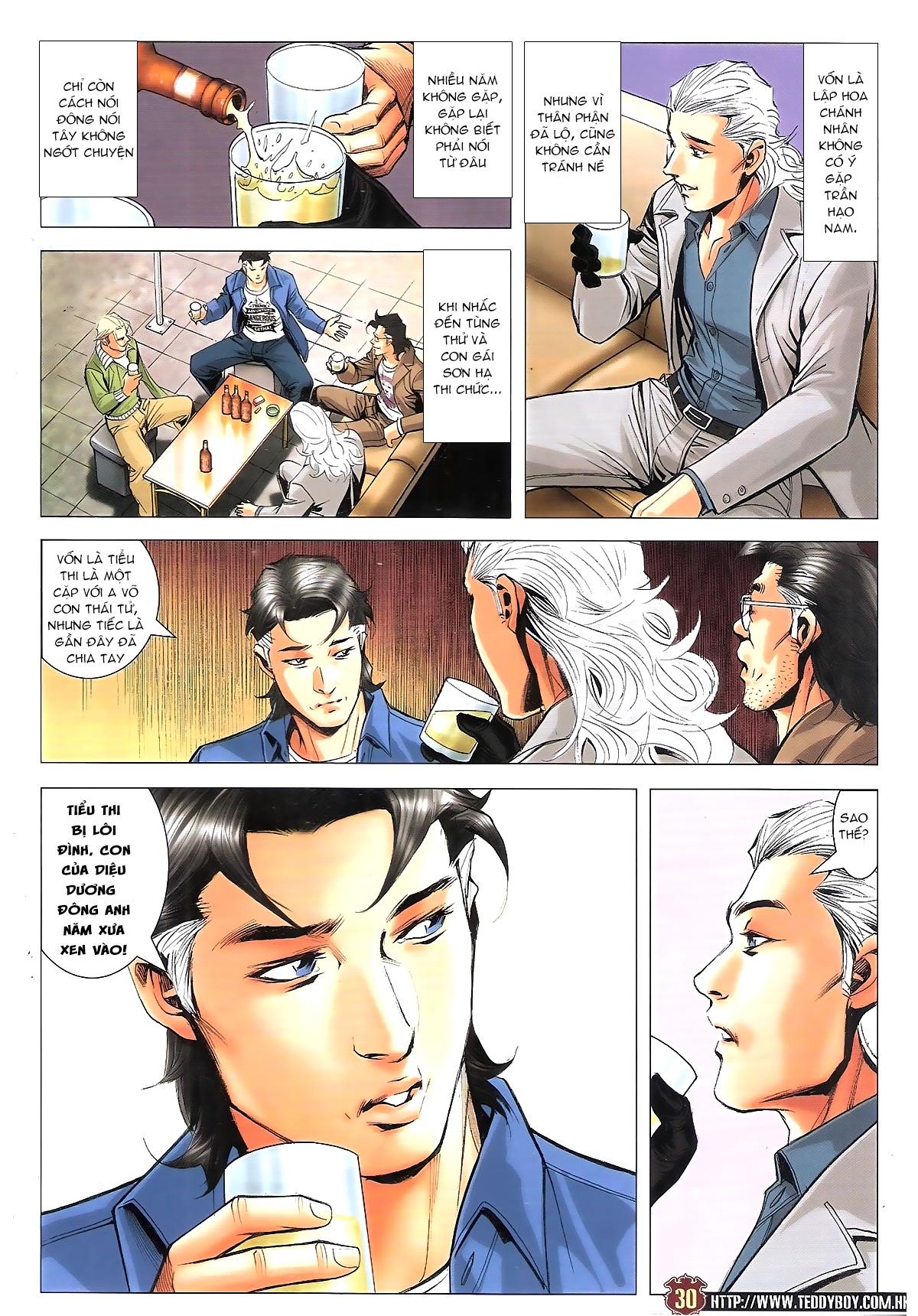 Người Trong Giang Hồ chapter 1882: trùng phùng trang 27