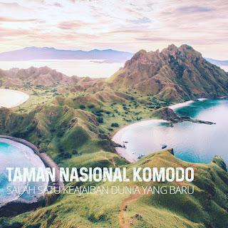 pulau komodo, pulau rinca, pulau padar