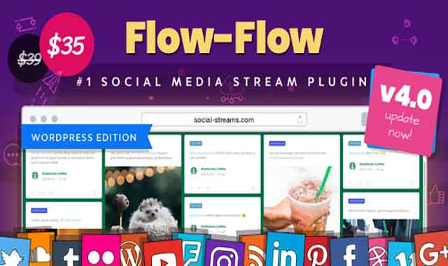 تحميل اضافة Flow-Flow 4.8.3 مجانا