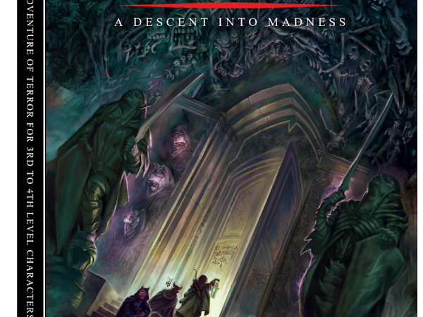 Domain of the Nameless God - A Descent into Madness