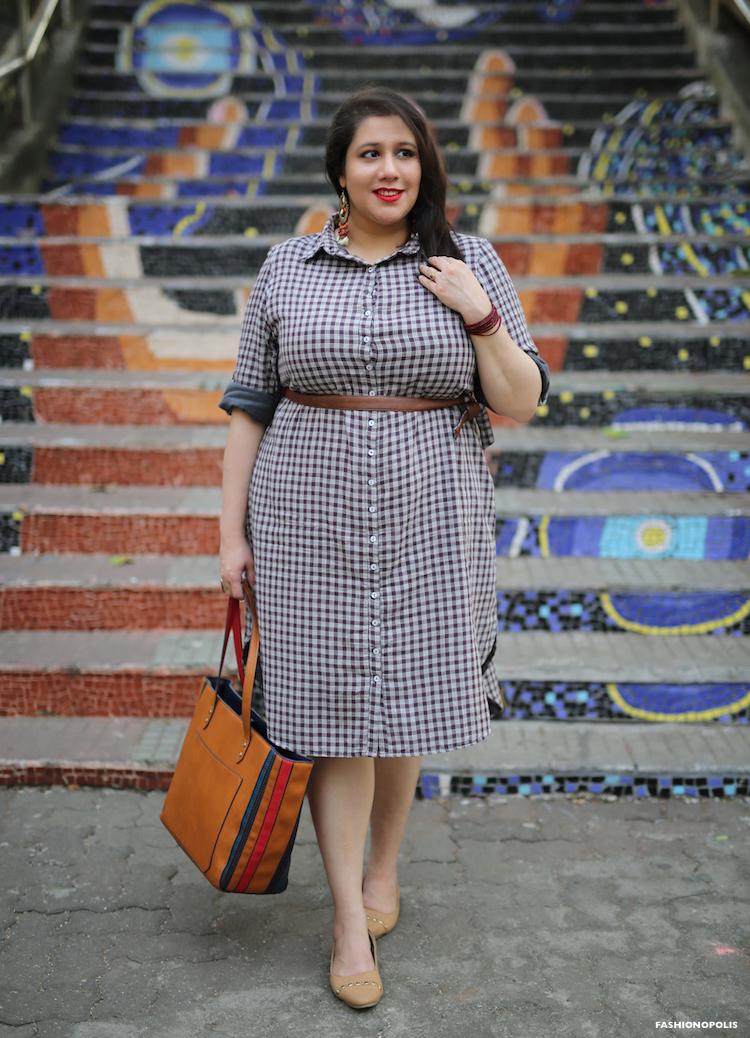 dc3d3789c2f Plus Size Fashion Blogger India