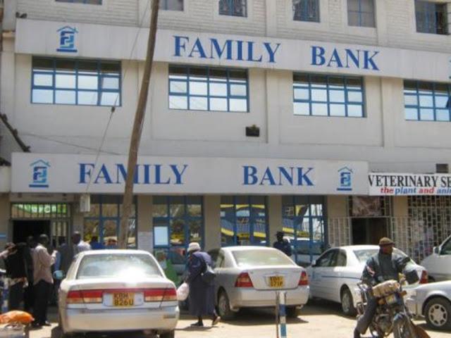 Family Bank of Kenya Swift Code
