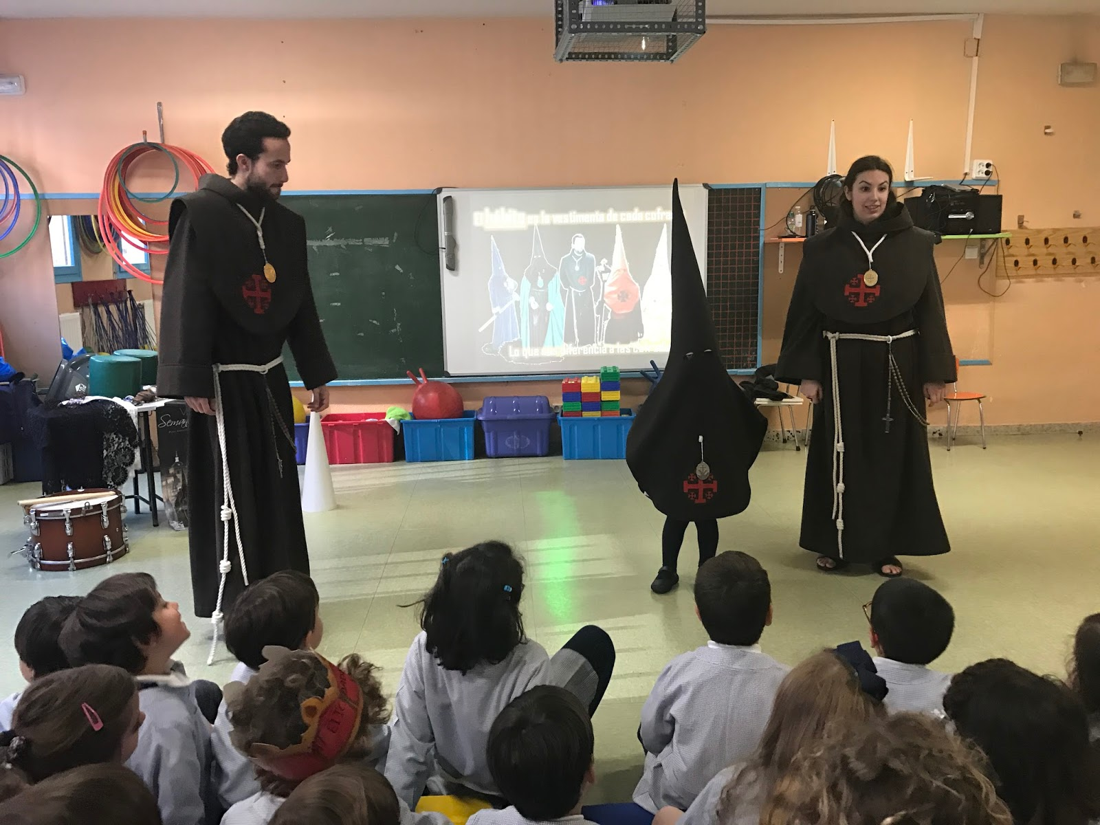 Agustinas Valladolid - 2017 - Infantil - Semana Santa 6