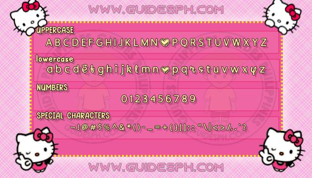 Mobile Font: Fixie Font TTF, ITZ and APK Format