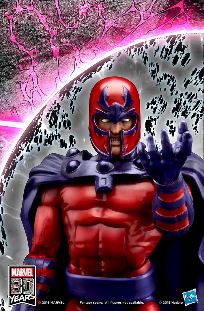 The Blot Says   : SDCC 2019 Exclusive X-Men #1 Marvel Legends Action