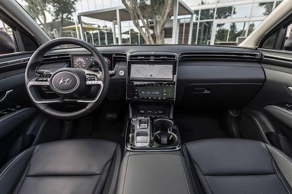 Novo Hyundai Tucson 2022 chega aos EUA - fotos