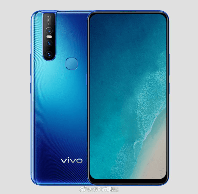 Vivo S1 could be an affordable phone with full screen design and triple-cameras