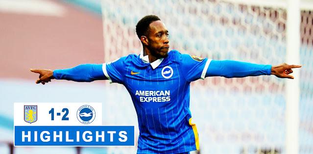 Aston Villa vs Brighton & Hove Albion – Highlights