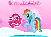 Rainbow Dash Mix Up