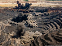 Blasting (Peledakan) dalam Geologi Teknik : Tipe Blasting, Peralatan Blasting, Sistem Pemboran Blasting, Aplikasi Blasting