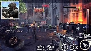 لعبة Sniper Strike: Shooting Game لاجهزة الاندرويد و الايفون (جيم بلاي)