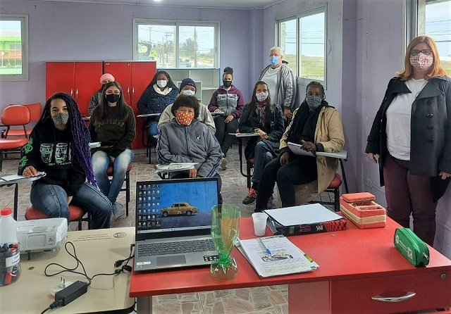 Curso Novo Olhar tem a meta de valorizar as produções artesanais e extrativistas do município da Ilha
