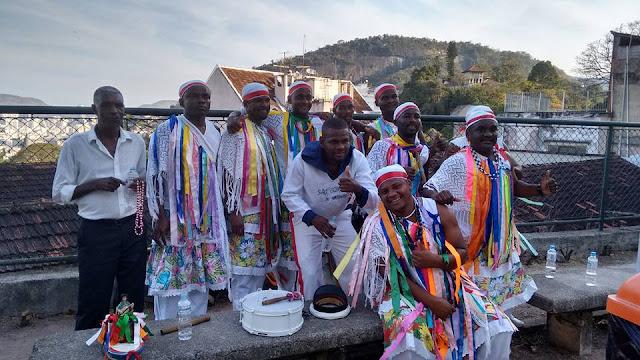 Grupo cultural de Laranjeiras participa de Festival Nacional