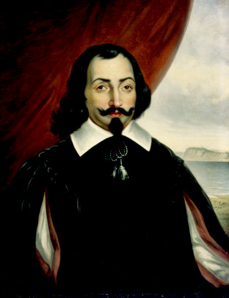 SAMUEL DE CHAMPLAIN  founded New France and Quebec City, on July 3, 1608