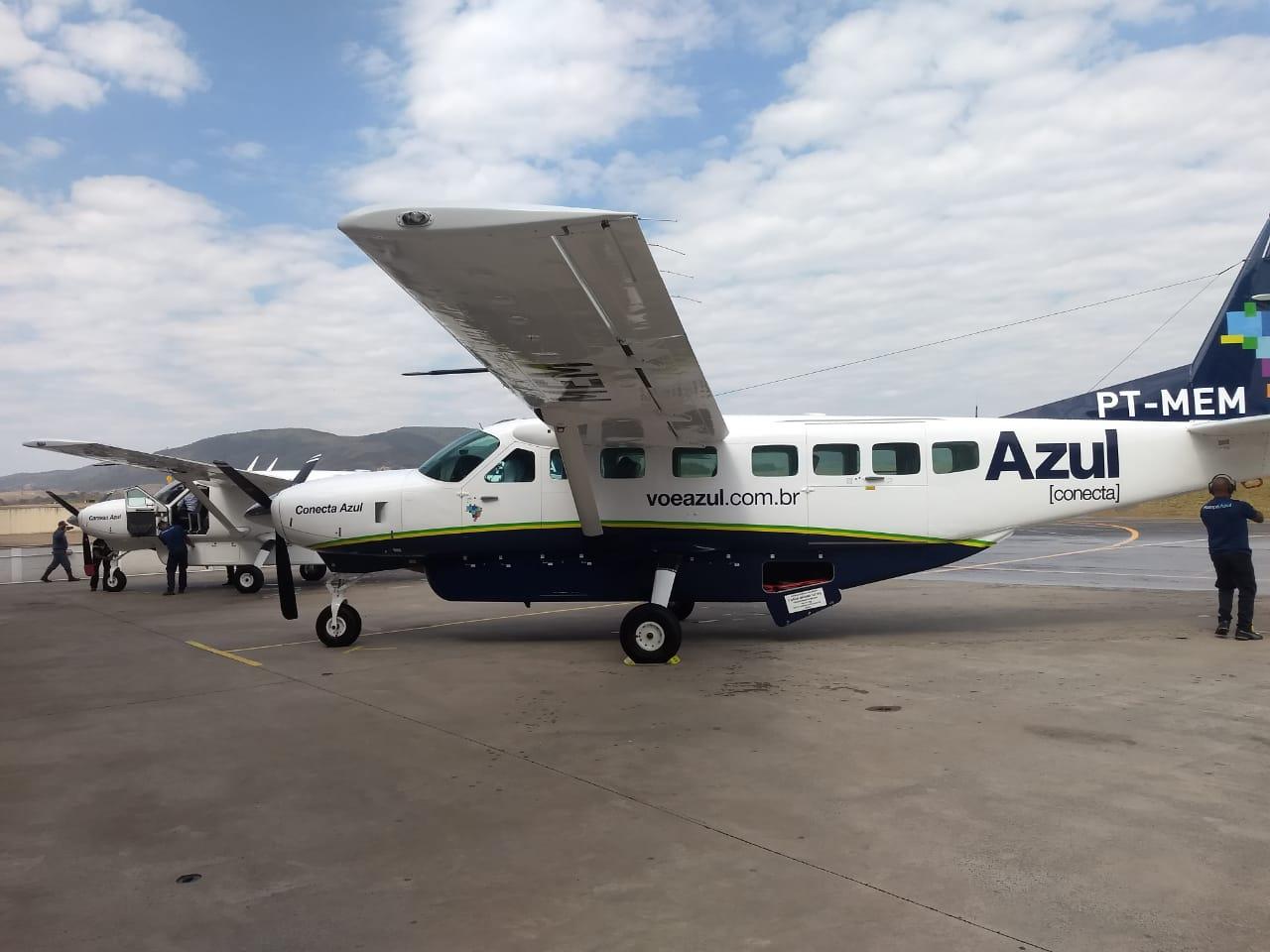 Azul suspende operações em Alenquer e Porto de Moz