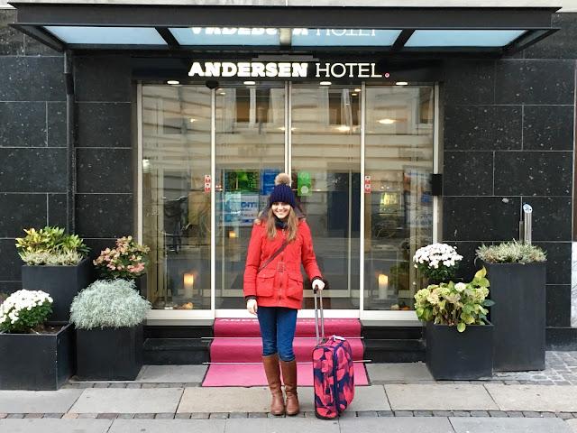 Andersen Boutique Hotel, Copenhagen
