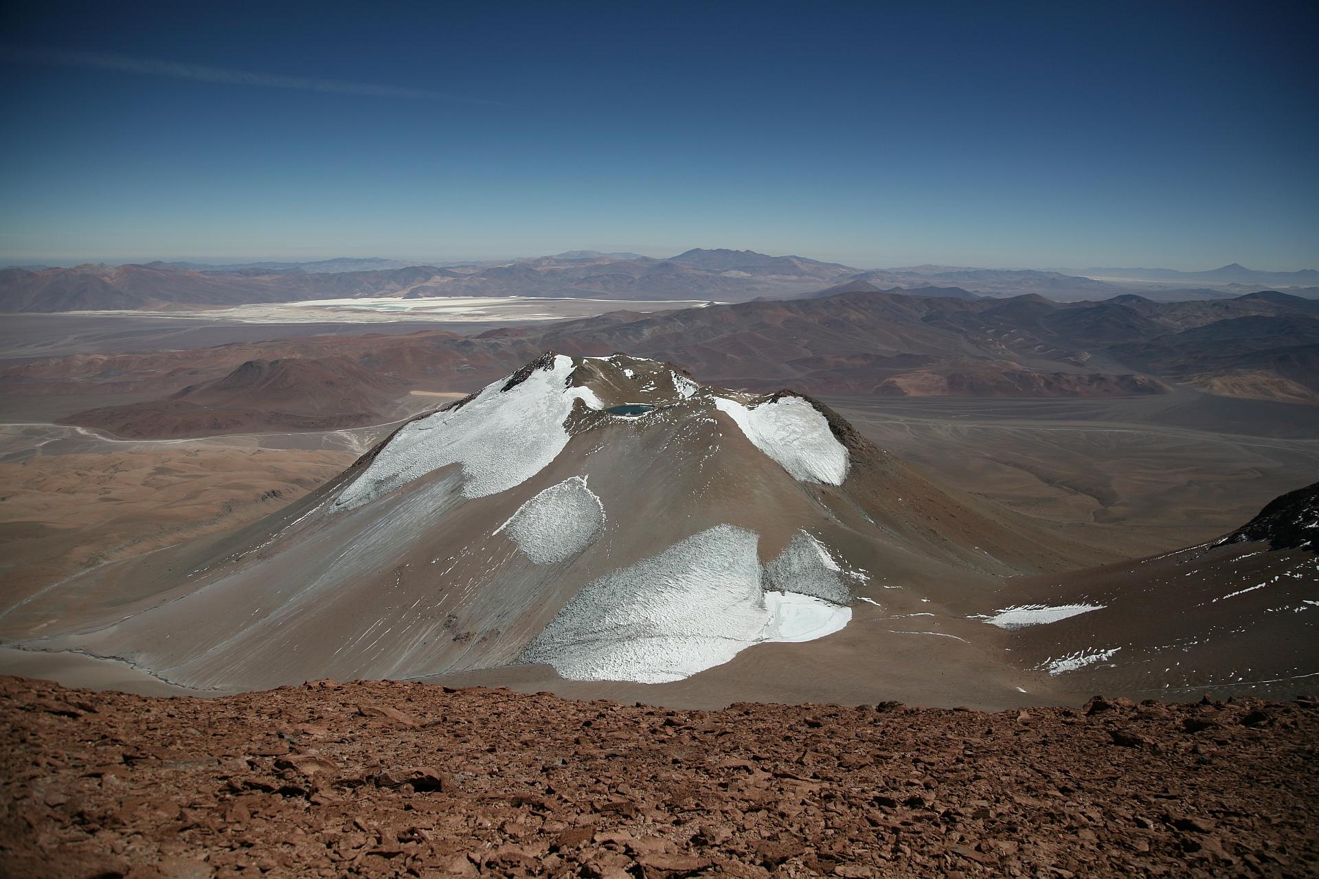 Nevado Tres Cruces National Park 4