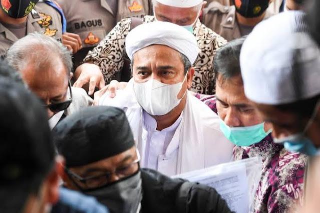 Bareskrim Ambil Alih Semua Kasus yang Menyangkut Habib Rizieq