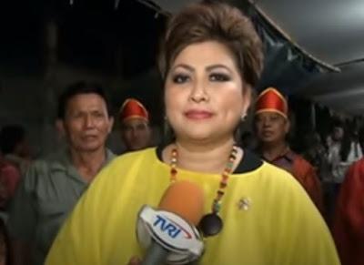 DR Maya Rumantir MA PhD Apresiasi Pesta Adat Tulude Nusa Utara