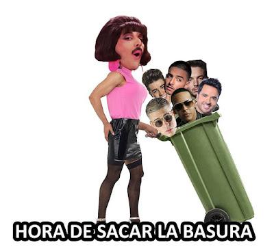 freddie mercury vs reggaeton meme de humor