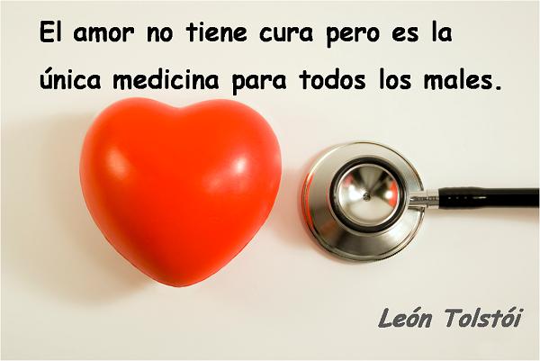 Lecciones Para Amar Frase Sobre El Amor De León Tolstói