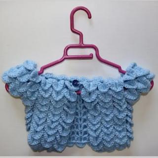Chalequito a Crochet