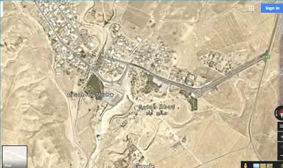 گور جمعي مجاهدان سربدار در قتل عام 67 در شهر ايلام