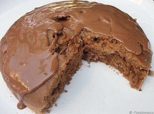 Ingredient Chocolate Cake Calories