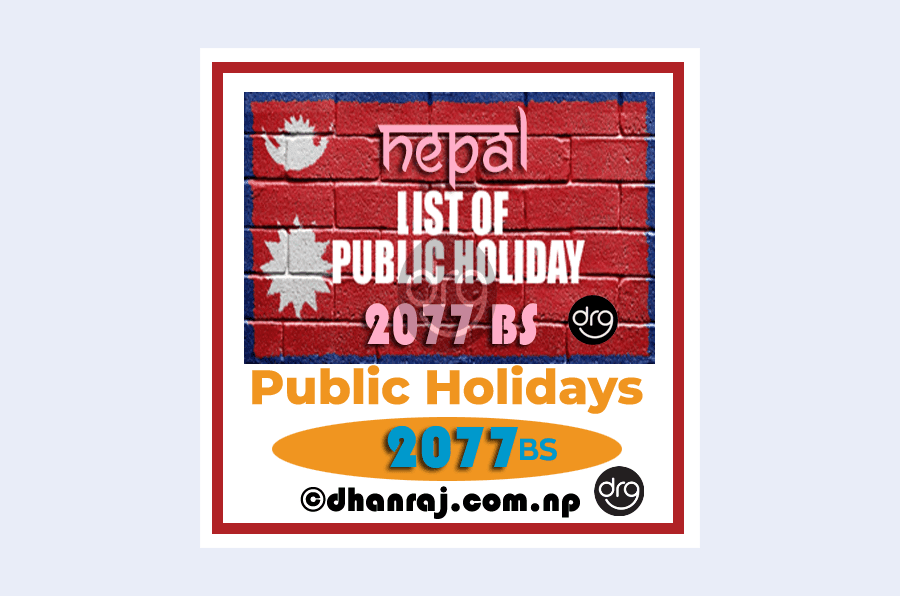 Public-Holidays-In-Nepal-For-2077-BS-2020-2021-AD