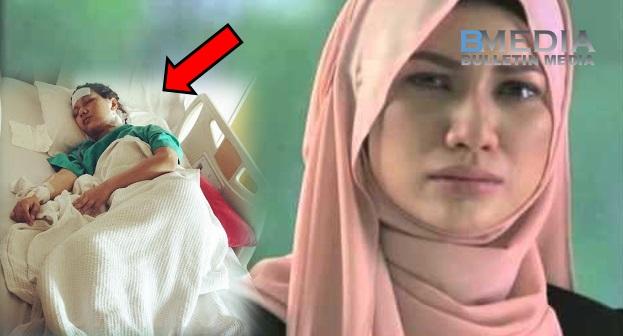 """""""Boleh Jadi Cancer.."""" - Zara Zya Terlantar Di Hospital, Jalani Pembedahan Mengejut Buang Ketumbuhan"""
