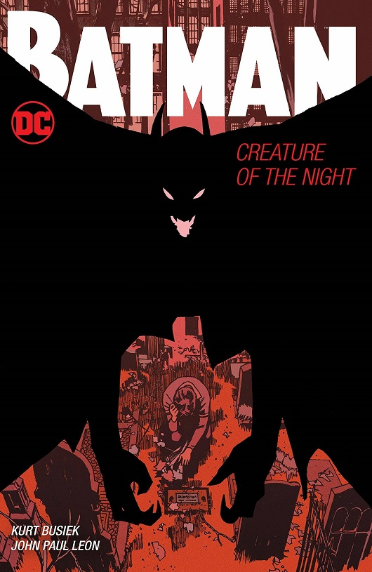 Cover of Batman: Creature of the Night Tp