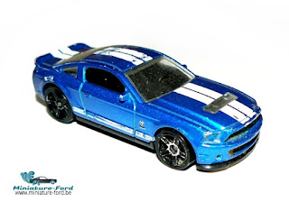 Hot Wheels, Ford Shelby