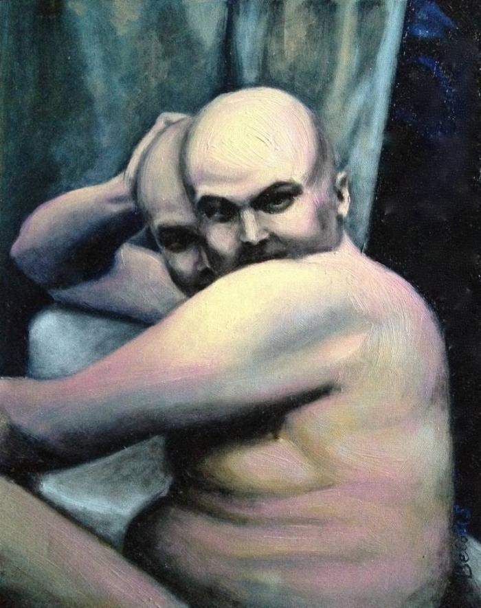Украинская художница. Anastasia Belous