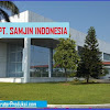 INFO Kerja Pabrik PT Samjin Industry Operator Baru 2020