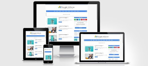 Responsivo Blogger Template Google AdSense SEO Friendly