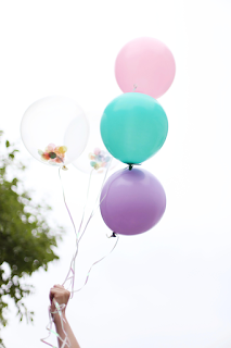 full color balloons