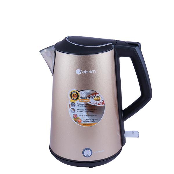 Ấm đun nước siêu tốc Elmich 1,5L KEE-0692