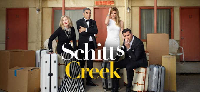 SCHITT'S CREEK (2015 - 2020)