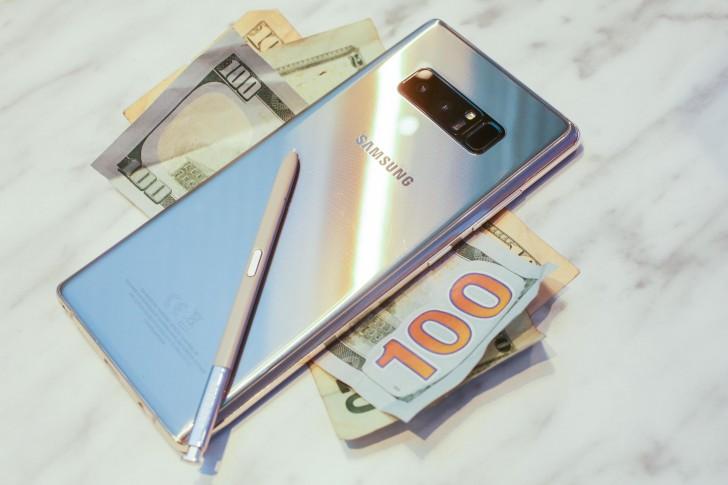 Samsung Umumkan Galaxy Note8 dengan Dual Kamera Belakang 12 MP dan trade in dengan Note7