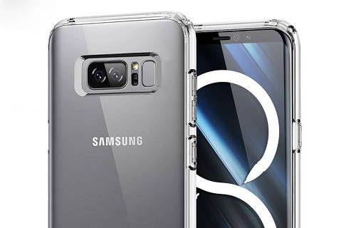 Samsung Galaxy Note 8'in İlk Resmi Görüntüleri Yayınlandı