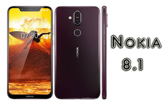 هاتف نوكيا 8.1