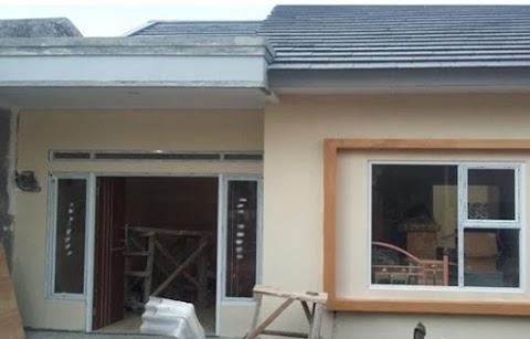 Mengerjakan Pembangunan Rumah Baru