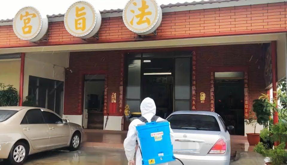 屏東Delta確診到過台南佳里法旨宮 評估擴散疫情風險不高不設篩檢