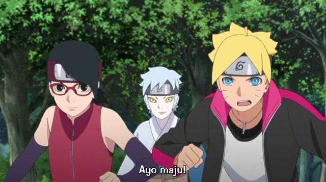 Boruto: Naruto Next Generations Episode 38 Subtitle Indonesia