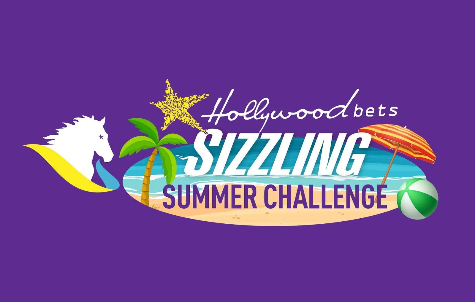 Hollywoodbet Sizzling Summer Challenge logo